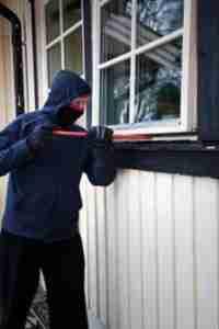 Burglaries on the rise