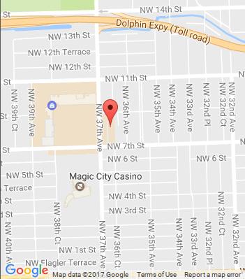 Caraballo Liberty Locksmith Miami google map marker