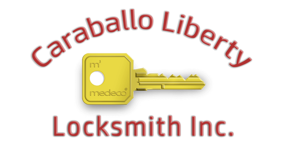 caraballo locksmith logo large