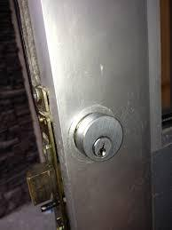 how to install a mortise lock