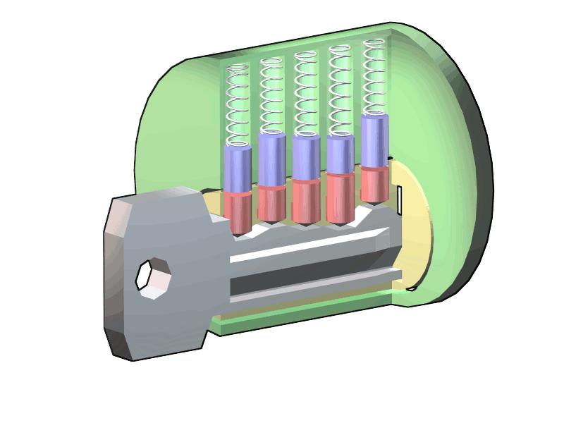 mortise locks parts