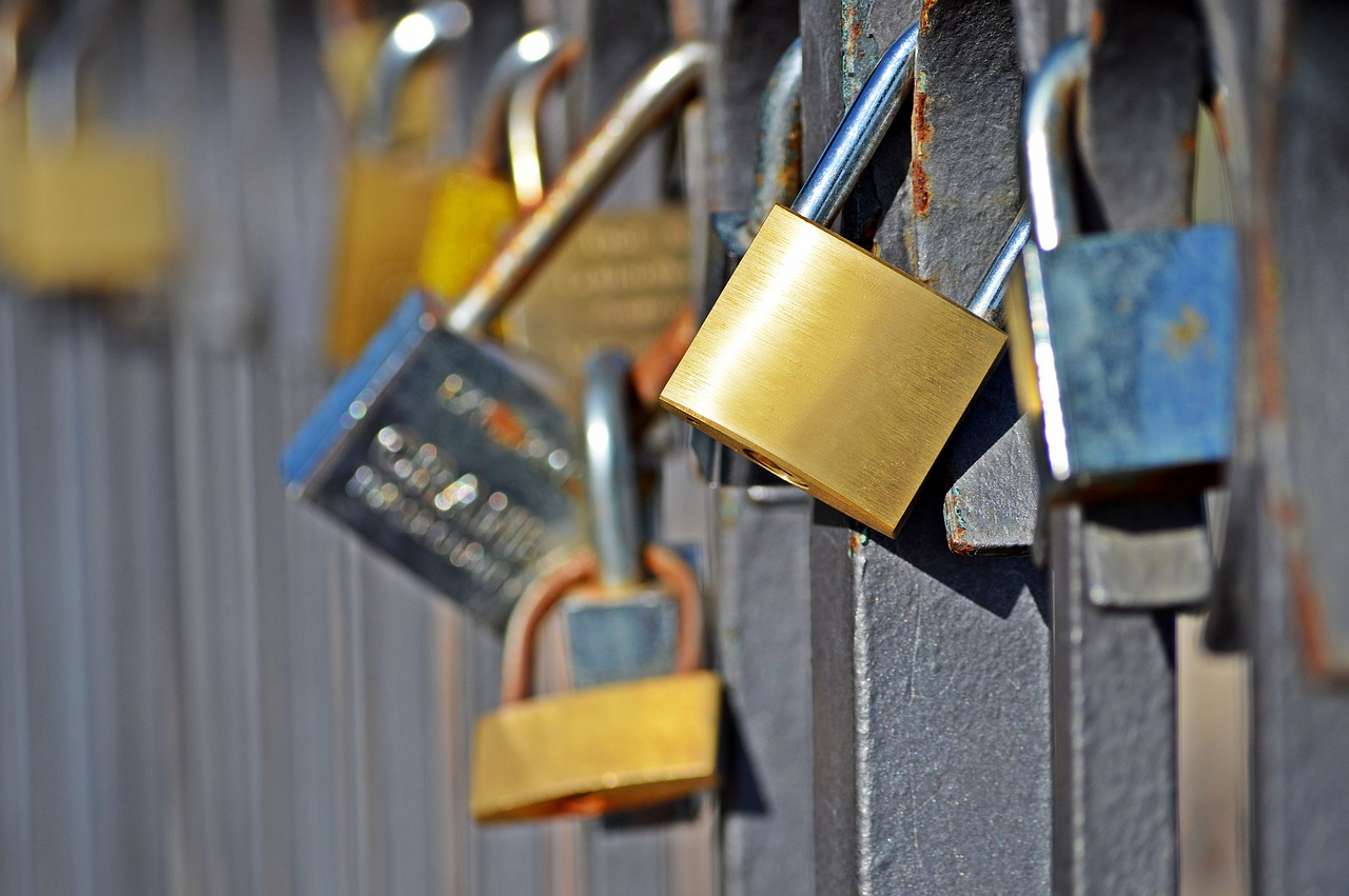 The most common locks