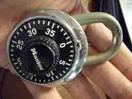combination locks