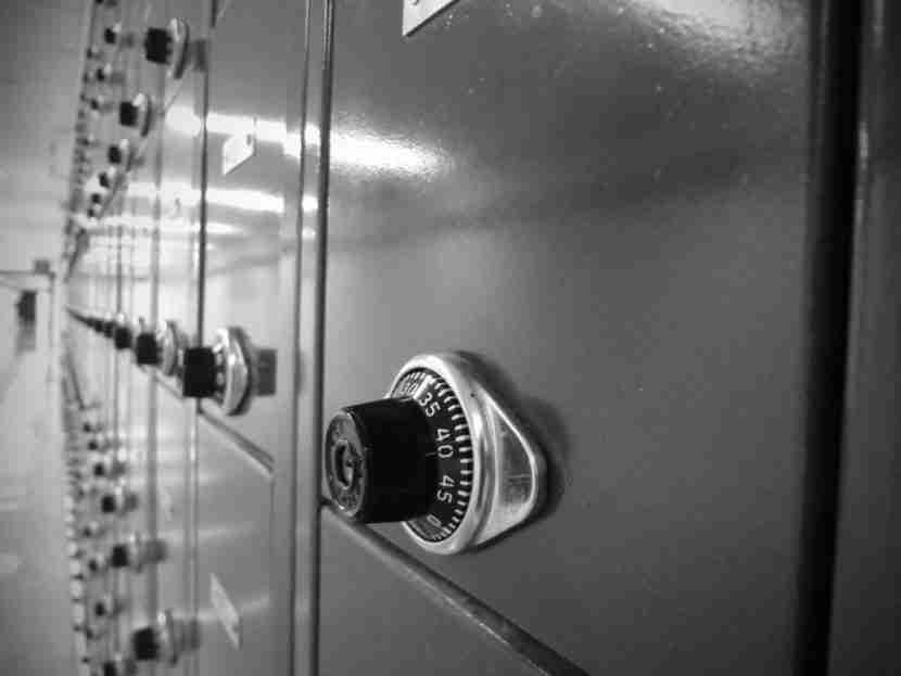gym security valuables locksmith