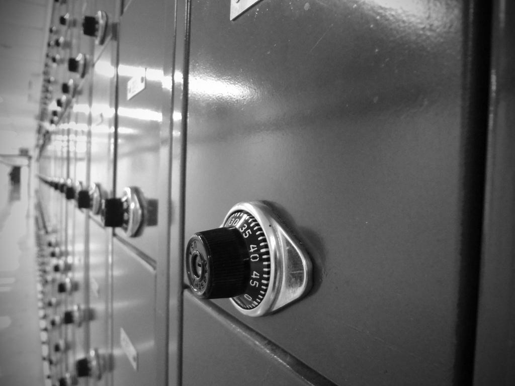 gym security valuables locksmith