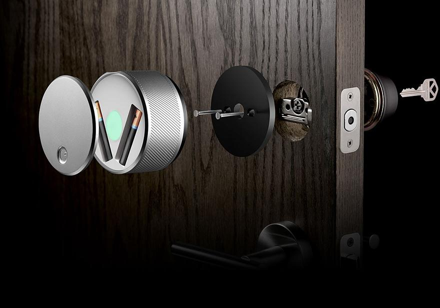 nest smart locks
