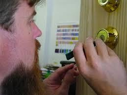 pick resistant lock