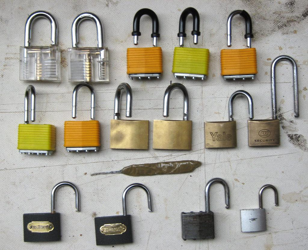 choosing pick resistant and bump proof locks