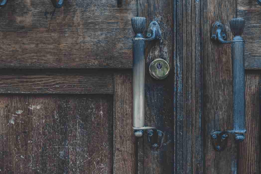 four types of locks for doors