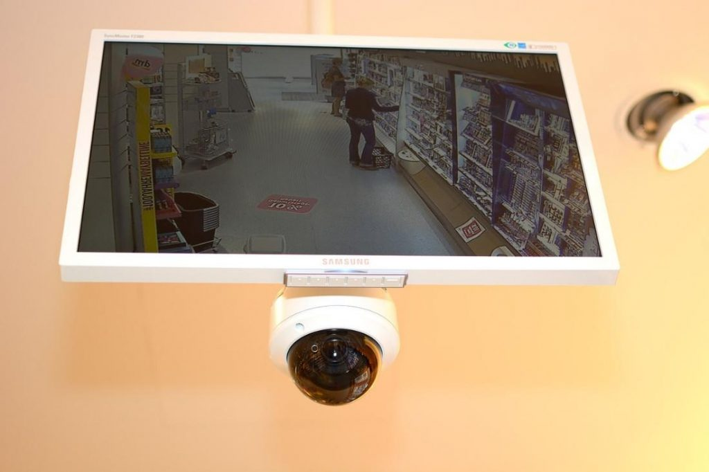 properly position surveillance cameras