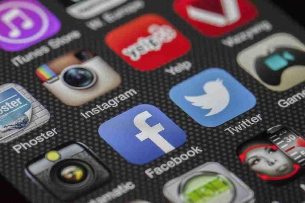 check your social media