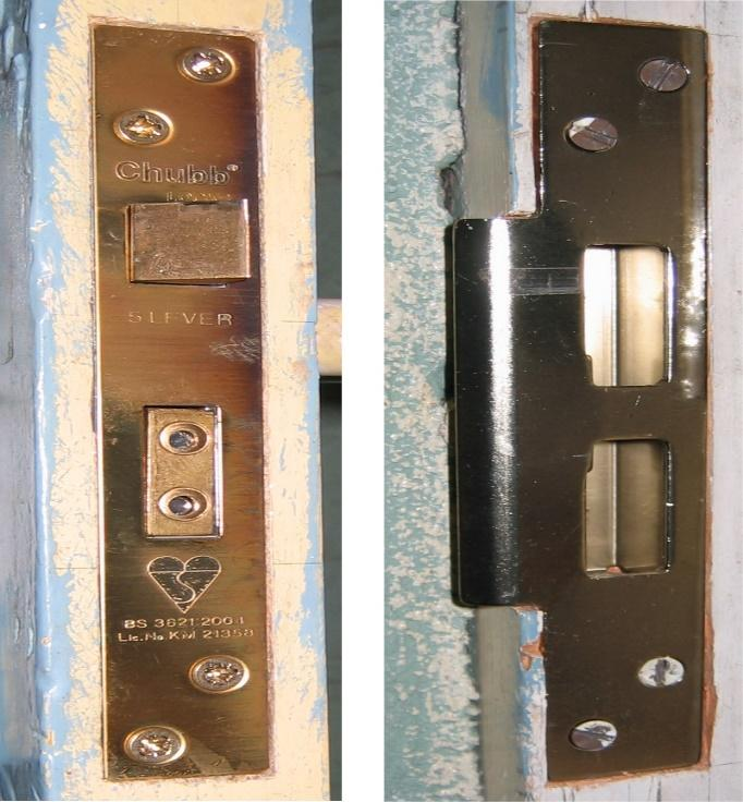 top mortise lock mysteries