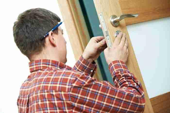 replace your doorframe
