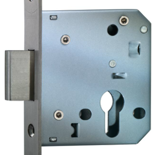 how do mortise locks work