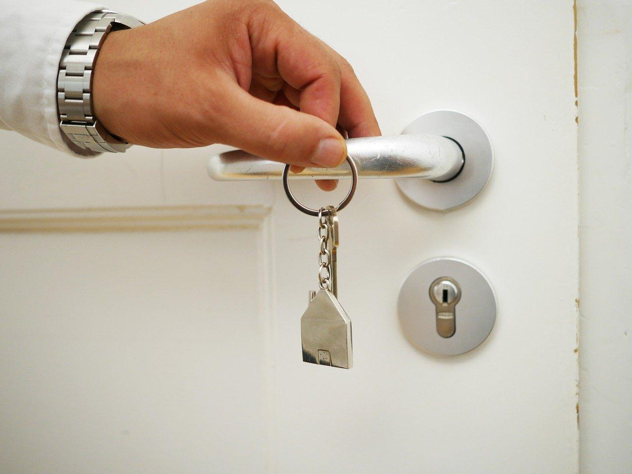understanding residential door locks