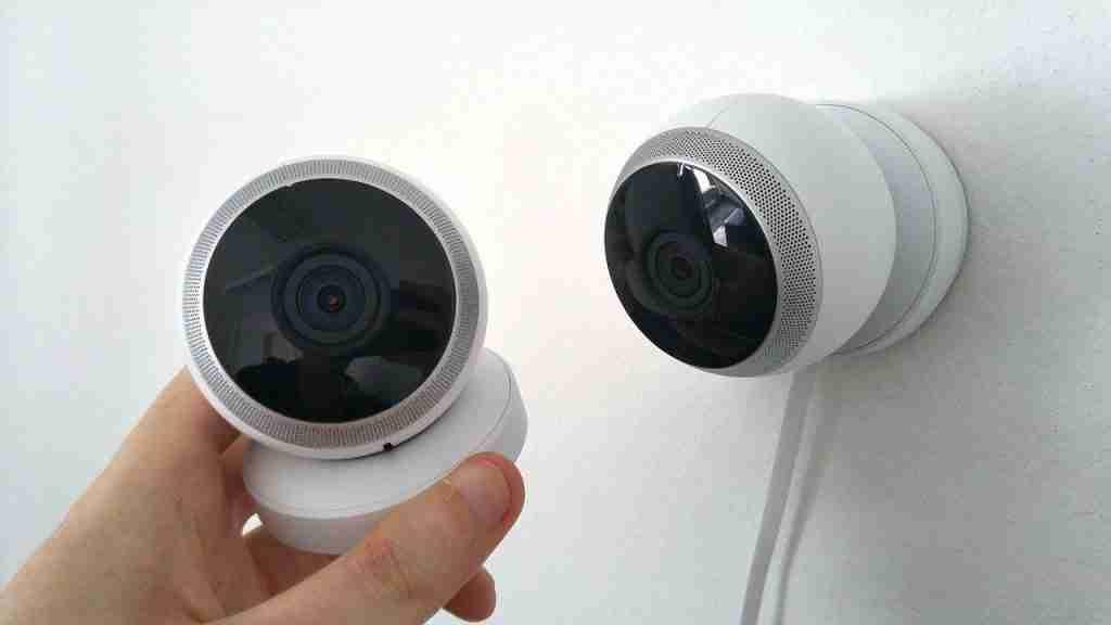 surveillance camera system night vision