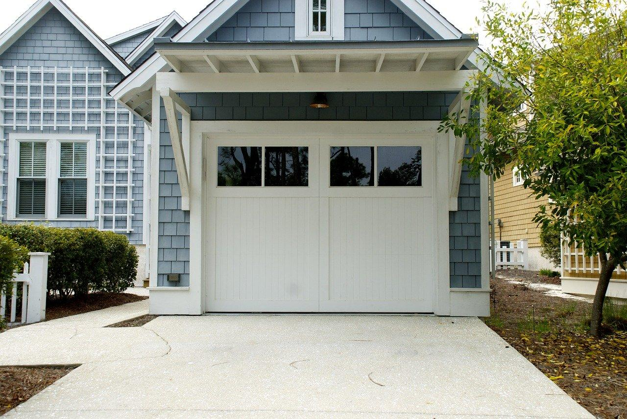 garage door security tips