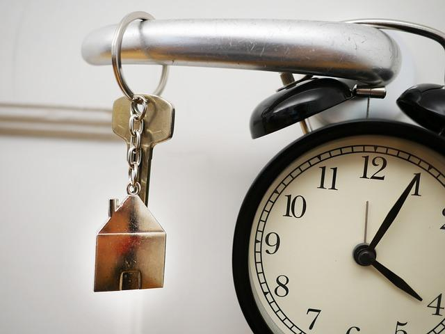 to prevent a home lockout make it a habit to remember your keys