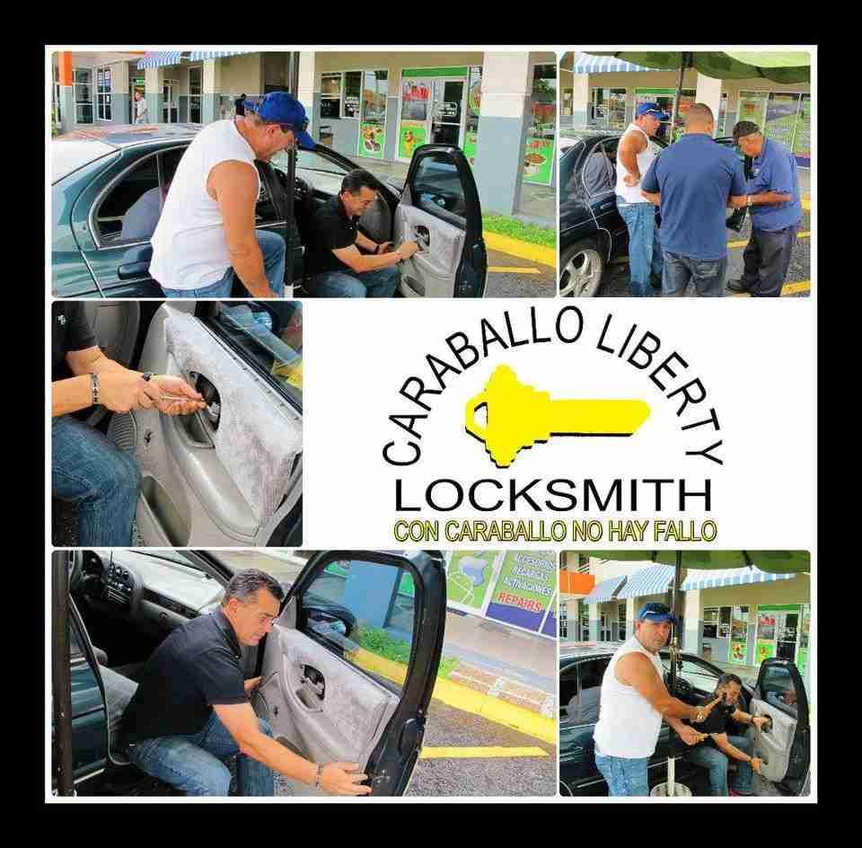 Caraballo Liberty Locksmith