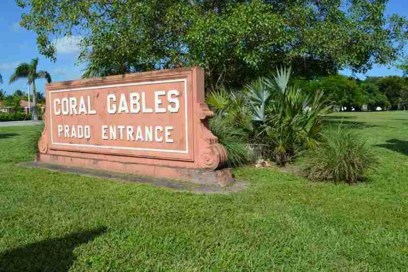 Coral Gables Miami FL City
