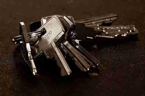 lost house keys