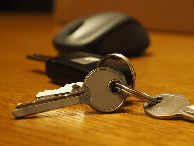 Lost Car Key Replacement Process